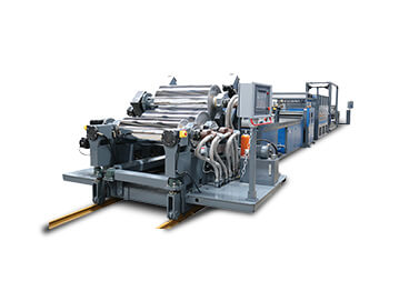 plastic sheet extrusion line for sale